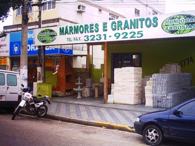 Ardósias em Santos