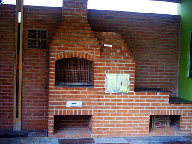 Churrasqueiras em Alvenaria em Santos